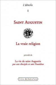 Couverture L'absolu, I