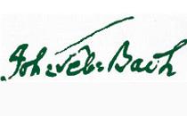bach signature