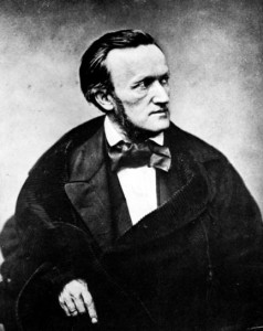 Wagner en 1860