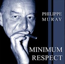 Le disque de Philippe Muray