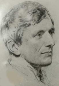 J-H Newman en 1844