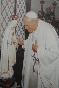 Jean-Paul II à Fatima