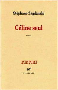 Couverture du Céline de Zagdanski