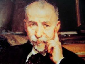 Portrait de Maurice Blondel