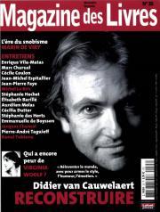 Couverture du 'Magazine des Livres' n° 35