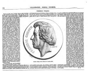 Hommage à Chopin en octobre 1849