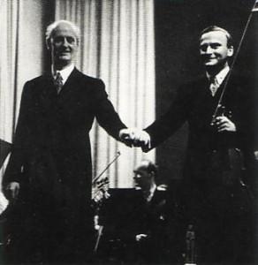 Furtwängler et Menuhin en 1947