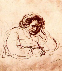 Beethoven, Dessin_WThony2