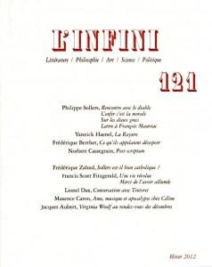 infini121, hiver 2012