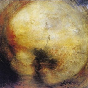 Turner, The Morning after the Deluge, 1843