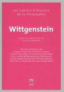 Couverture Cahier Wittgenstein