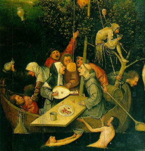 Jerome Bosch, la nef des fous
