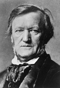 Richard Wagner en 1877