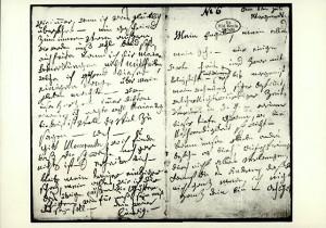 Beethoven, 'lettre à l'immortelle bien-aimée'
