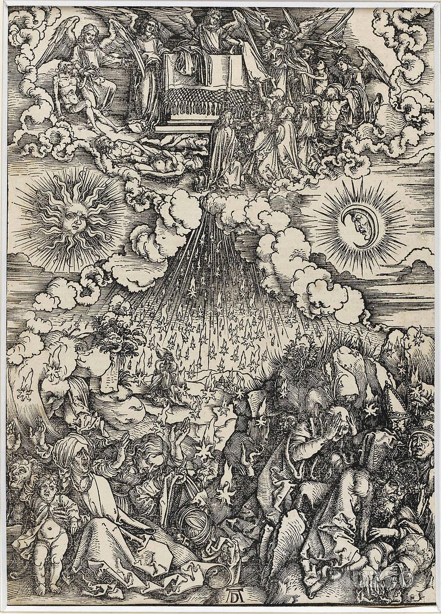 apocalypse_selon_saint_jean_dürer_le 5e sceau