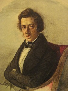 Chopin à 25 ans par Maria Wodzinska