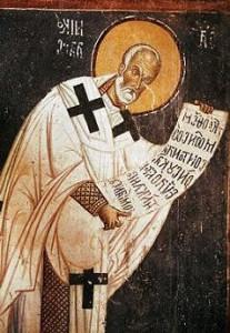 Saint Clément d'Alexandrie