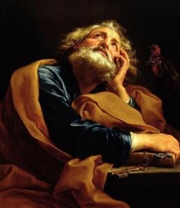 Saint Pierre, par Pompeo Batoni