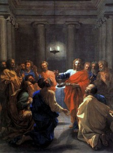 Nicolas Poussin, L'institution de l'Eucharistie
